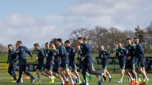 Ireland face Wales on Friday, live on RTÉ2 and RTÉ 2fm