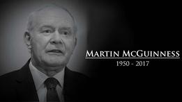 Report: Martin McGuinness Dies After Short Illness