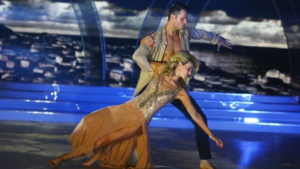 """Aoibhín Garrihy """"shocked"""" by DWTS weight loss"""