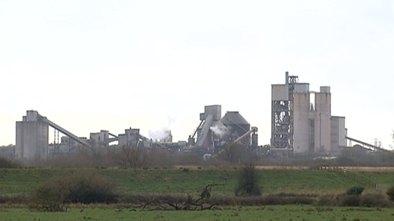 Irish Cement granted licence to burn waste in Limerick