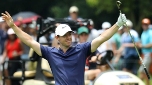 Rory McIlroy: 'I'm too proud to be beaten.'