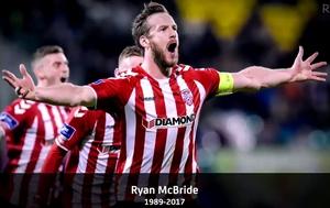 Ryan McBride RIP