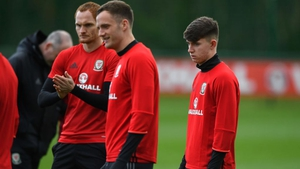 Ben Woodburn has some big boots to fill for Wales