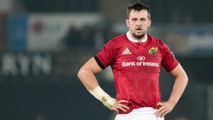 Dave Foley has played his last game for Munster
