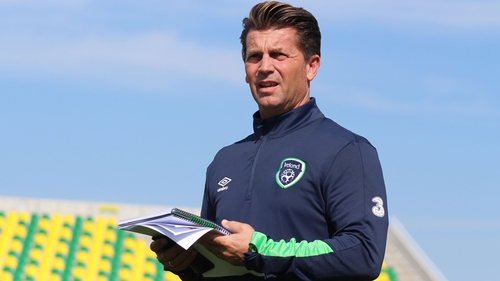Bell believes Ireland are outsiders to qualify from their group for France in 2019