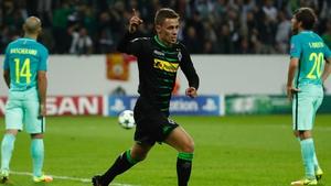 Thorgan Hazard has joined Borussia Dortmund