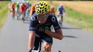 Movistar's Jose Rojas