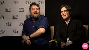 Cillian Murphy and Ben Wheatley