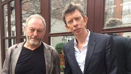 The Works Presents: Liam Cunningham