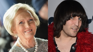 "Mary Berry on working with Noel Fielding: ""I'd take my chances"""