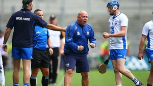 Derek McGrath has managed Waterford since 2013, winning a League title
