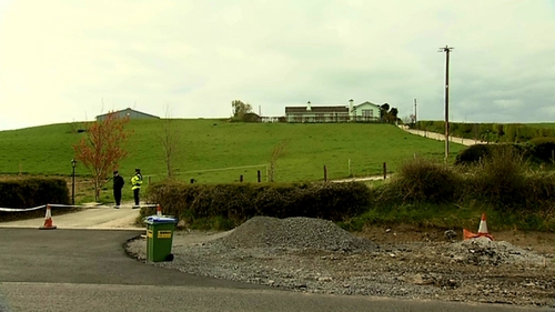 Bobby Ryan's body was found on a farm at Fawnagowan, Tipperary, in 2013