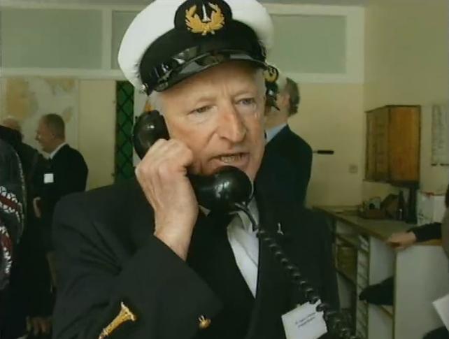 Principal Keeper Eugene O'Sullivan (1997)