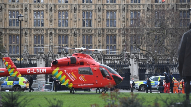 Westminster attack: Assailant identified as Khalid Masood