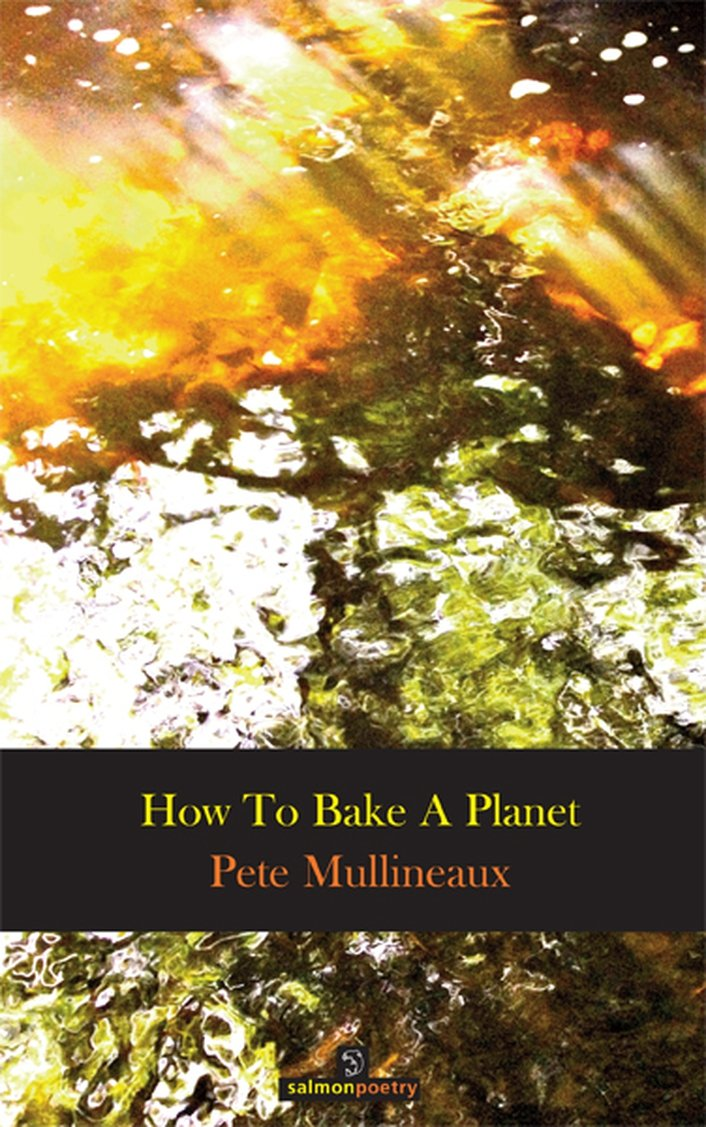 """""""How To Bake A Planet"""" by Pete Mullineaux"""