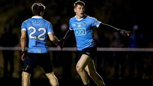 U21 captain Con O'Callaghan scored 2-05 against Longford tonight