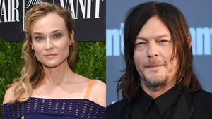 Old friends, new love: Diane Kruger and Norman Reedus