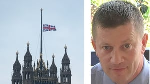 Keith Palmer was one of three people killed by a terrorist yesterday