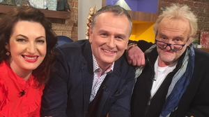 Antony Worrall Thompson made his delicious Thai Steamed Salmon on Today with Maura and Dáithí.