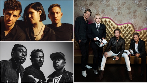 The xx, Duran Duran and A Tribe Called Quest are just three of the acts playing Electric Picnic this year