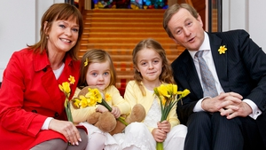 Enda Kenny &  Teresa Mannion Unite Against Cancer