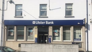 The Ulster Bank branch in Edenderry in Co Offaly is due to close over the coming months