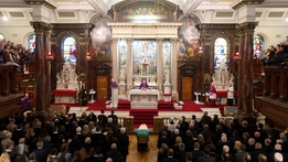 Martin McGuinness funeral and procession