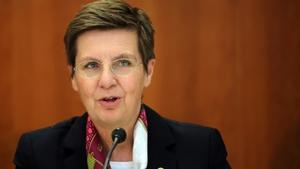 Elke Koenig said that a number of banks were in 'shaky waters'