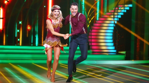 Aoibhín set to spend Mother's Day on the dancefloor