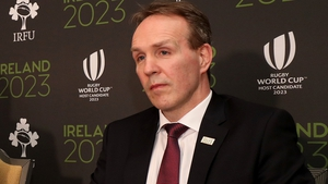 Kevin Potts believes last week's visit boosted Ireland's World Cup hosting hopes