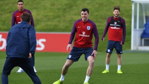 Michael Keane says it was an easy decision to switch international allegiance to England