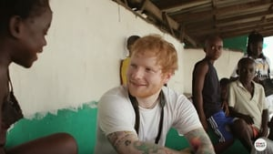 Ed Sheeran meets with a girl who lost her father to the Ebola virus