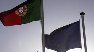 Euro zone members are required to keep their public deficits to below 3%of GDP