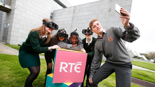 RTÉ Hosts Innovation Day for Young 'Digital Champions'