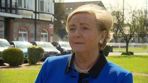 "Frances Fitzgerald said she has outlined her ""serious concerns"" to the Policing Authority and the Garda Commissioner"