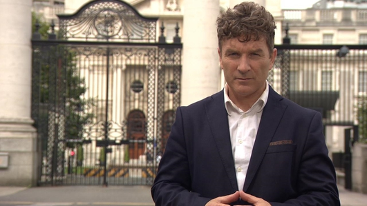 Harry McGee, iriseoir polaitíochta, Irish Times.