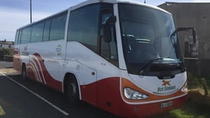 Around 70 Bus Éireann bus drivers are expected to be affected