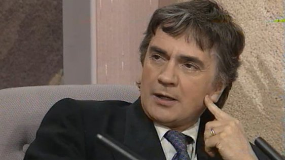 Dudley Moore on The Late Late Show (1992)