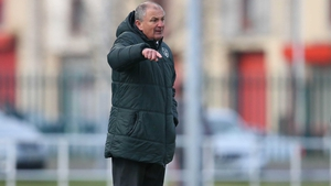 Republic of Ireland Under-21 boss Noel King