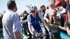 Dan Martin is ninth overall at the Tour of Catalonia