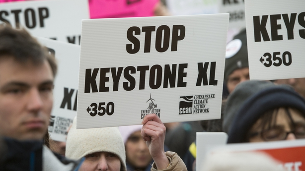 Trump administration reportedly set to approve Keystone pipeline