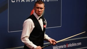 Stephen Hendry lost 3-0 against Peter Lines