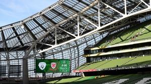 Ireland v Wales kicks off at 7.45pm