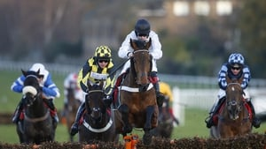Brain Power (c) simply run out of fuel in the Champion Hurdle