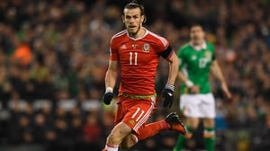 Gareth Bale is suspended for Wales' next game in Group D