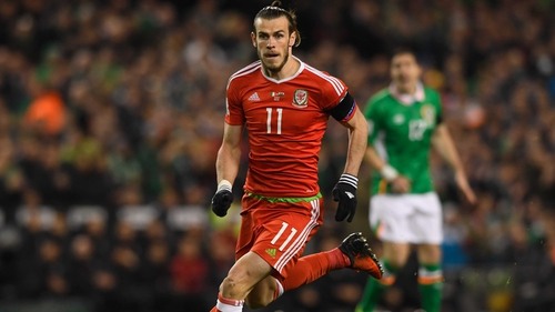 A calf injury has ruled Gareth Bale out of the World Cup qualifier double header