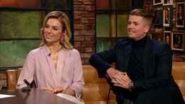 The Late Late Show: Pippa and Brian