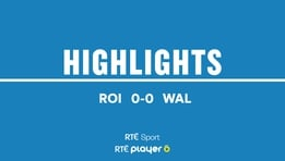 Highlights: Ten-man Wales hang on for Ireland draw