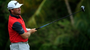 Graeme McDowell during his second round at the Puerto Rico Open
