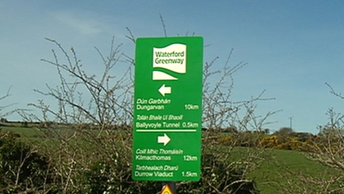 Greenway cost €15m to construct